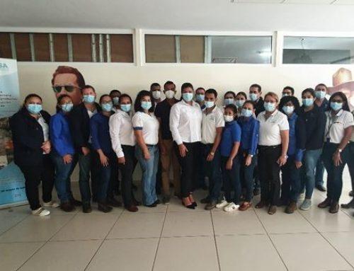 Première mission d'expertise délivrée à distance aux inspecteurs sanitaires des produits de la pêche et de l'aquaculture du Nicaragua